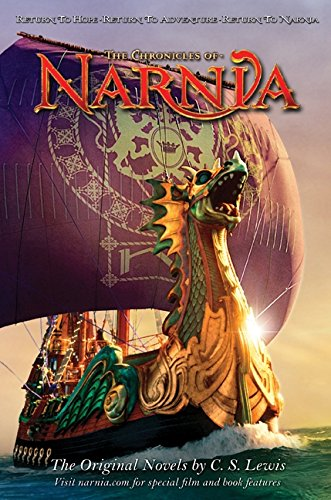 The Chronicles of Narnia Movie Tie-in Edition: The Voyage of the Dawn Treader ISBN-13 9780061969058
