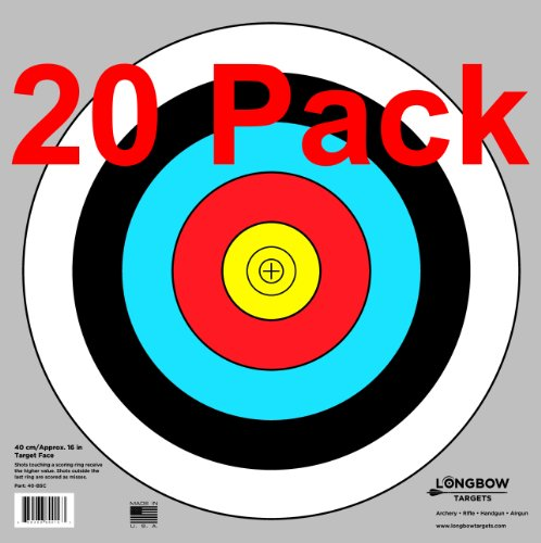 archery-40cm-80cm-targets-by-longbow-20-pack-40cm-approx-17-5-ring