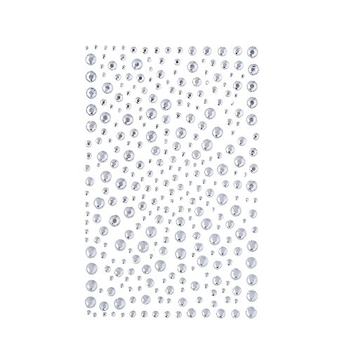 decora-325-clear-diamante-stick-on-rhinestone-stickers-gems-cards-and-self-adhesive-craft-bling