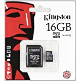 Kingston Class 4 16GB Micro SDHC cardby Kingston