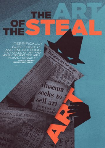 Cover art for  The Art of the Steal