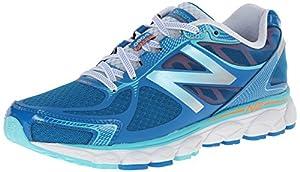 New Balance  W1080 B V5, Chaussures de Running Entrainement femme - Bleu - Bb5 Sea Spray, EU 43 (US 11) EU