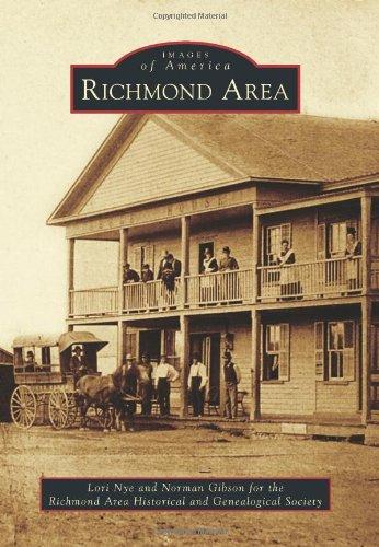 Richmond Area (Images of America) (Lori Wi compare prices)