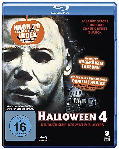 Halloween 4 - Die Rkkehr des Michael Myers