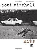 Joni Mitchell -- Hits: Piano/Vocal/Chords by Joni Mitchell (3-Jan-2009) Sheet music
