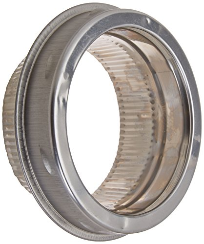Selkirk Metalbestos 256240 6-Inch DSP Chimney Pipe Adapter (Wood Stove Flue Adapter compare prices)