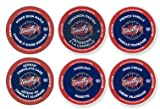 30 Count - Timothys Flavored Coffee K-cup Sampler (6 Flavors, 5 Cups Each)