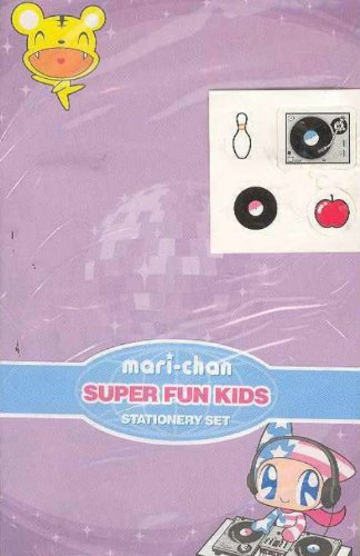 Dark Horse Deluxe Stationery Exotique: Mari-Chan Super Fun Kids (Dhorse Deluxe Stationery Sets), Buch