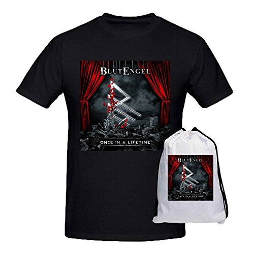 Samaer Blutengel Once In A Lifetime Designer Tee Shirts For Men