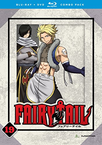 Fairy Tail: Part 19 (Blu-ray/DVD Combo)