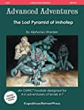 img - for The Lost Pyramid of Imhotep (OSRIC/ OGL/1E Adventure) (Advanced Adventures, #9) book / textbook / text book