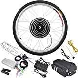 Generic Add-on Motorize Bike 48v 1000w 26 Inch Front Wheel Electric Bicycle Motor Conversion Kit