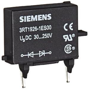 Siemens 3RT19 26-1ES00 Surge Suppressor, Diode Assembly