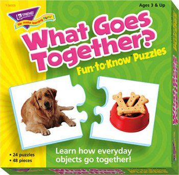 What Goes Together Puzzle - 1