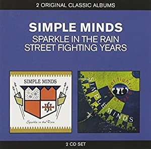 Classic Albums (Sparkle In The Rain / Street Fighting)