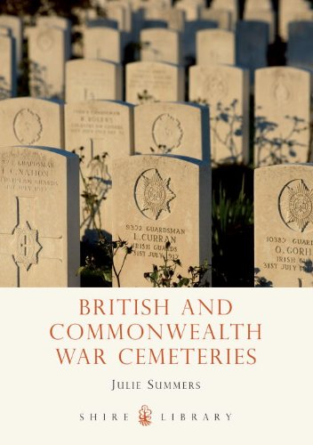 British and Commonwealth War Cemeteries (Shire Library)