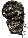 Collection XIIX Womens Infinity Scarf (Wild Silver)