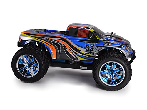 Amewi-22098-Monstertruck-Crazist-Pro-Brushless-24GHz-M110