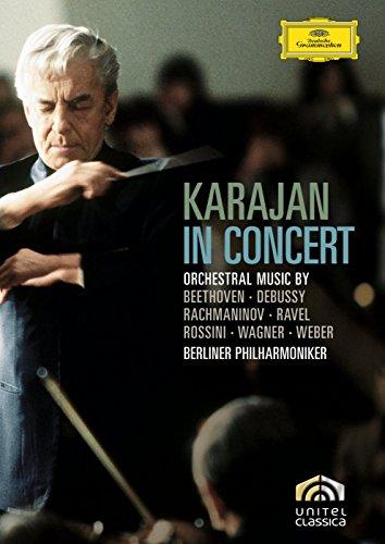 Karajan: Karajan In Concert [DVD] [2008]
