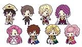 ラバーストラップコレクション コードギアス 反逆のルルーシュ STAGE.2 (キャラクターストラップ) BOX