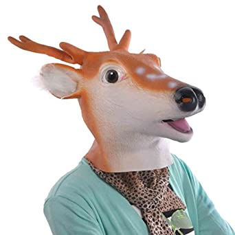 image unavailable image not available for color sorry this ... Unicorn Head Mask Amazon