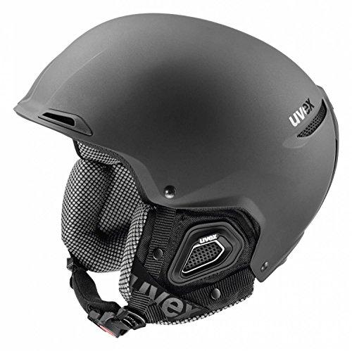 UVEX-Skihelm-JAKK-Black-Mat-59-62-cm-S5661822007