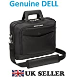 Genuine Original DELL XPS Latitude Inspiron Precision Vostro , upto 16″ size laptops , suitable for 12″ 13″ 14″ 15″ 16″ Laptop Notebook Case BAG , Complete with shoulder strap , Brand NEW & Dell Boxed , Dell P/N : XKYW7 , 460-11740