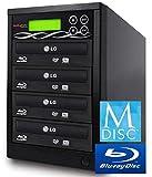 Bestduplicator BD-BR-3T 3 Target 16X M-Disc/BD-R/DVD/CD Blu-Ray Duplicator with Smart USB Connection