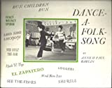 img - for Dance a Folk Song: (Learning Through Movement Materials) Book and record edition book / textbook / text book