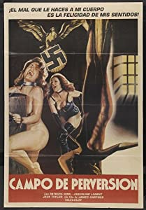 Nathalie: Escape from Hell Poster 27x40 Patrizia Gori Jacqueline Laurent Jack Taylor