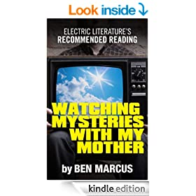 Watching Mysteries With My Mother (Kindle Single) (Electric Literature's Recommended Reading)