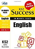 Various English Age 10-11: 10-Minute Tests (Letts Key Stage 2 Success)