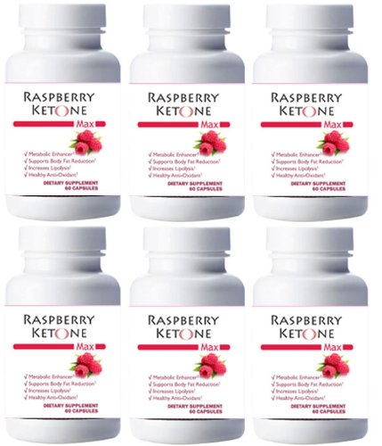 Raspberry Ketone Max Pure Raspberry Ketones Supplement