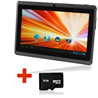 Maxtouuch MX-80457 Tablet with Free Memory Card (WiFi, 3G via Dongle)