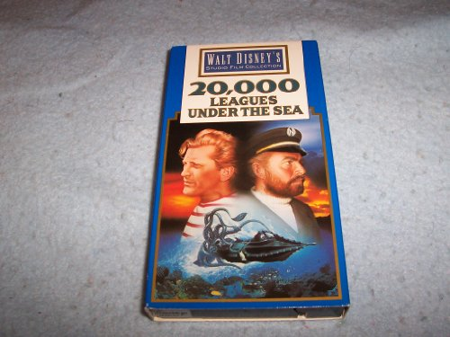 20000 Leagues Under the Sea [VHS] [Import]