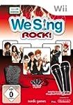 We Sing Rock! (inkl. 2 Mikrofone) - [...
