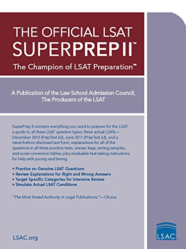 Free download the official lsat superprep ii the champion of lsat you can find this book easily right here as one ofthe window to open the new world this the official lsat superprep ii the champion of lsat prep fandeluxe Gallery