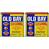 Old Bay Original Seasoning 6oz (Pack of 2)