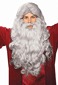 Forum Novelties Men's Moses Wig and Beard Adult Costume Accessory by Forum Novelties Costumes