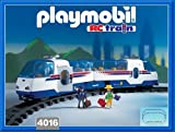 PLAYMOBIL TRAIN RC 4016 [Jouet]