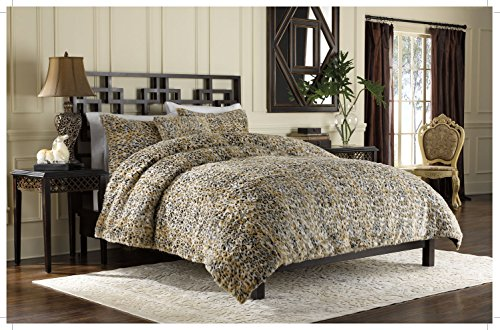 Faux Fur Duvet Cover front-688323