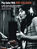 echange, troc Gallagher Rory - Play Guitar With + CD