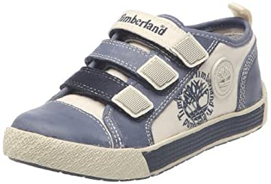 Timberland Boys Earth Keepers Metro Network Trainers Blue / White Junior 5.5