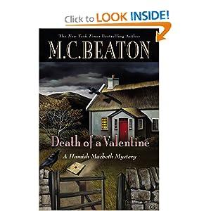 Death of a Valentine - M.C.Beaton