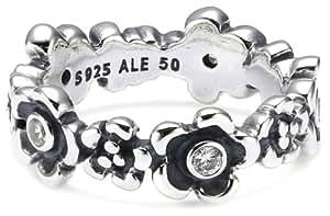 PANDORA Damen-Ring Sterling-Silber 925  19122CZ-50