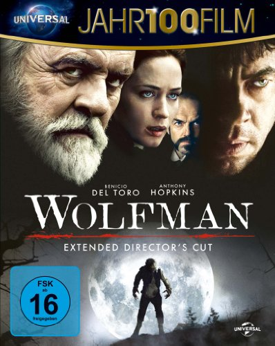 Wolfman - Extended Version - Jahr100Film [Blu-ray] [Director's Cut]
