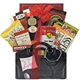 GreatArrivals Gift Baskets Get Well Gift Basket, Just What The Doctor Ordered, 4 Pound
