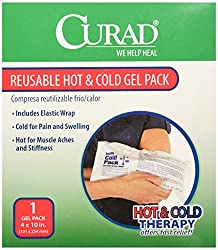 Medline Curad Hot/Cold Packs, 24 Count