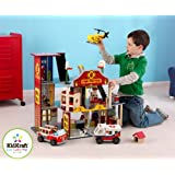 KidKraft Deluxe Fire Rescue Set 63214