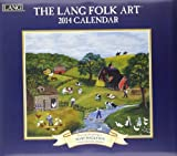 Reg 2014 Lang Folk Art Wall: Lang Folk Art